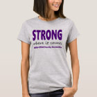 T-Shirt - Strong Where It Counts