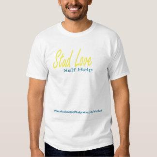 T-shirt Stud Love Self Help Advertising