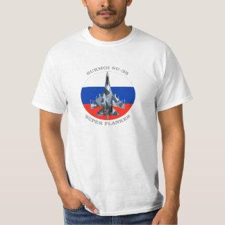 "T-shirt Sukhoi Super Su-35 Flanker ""902 """