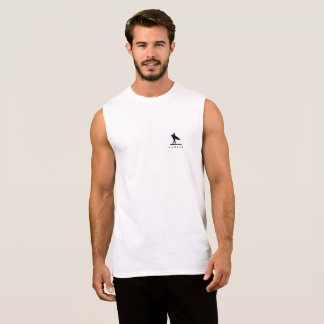 T-shirt SURFER without sleeves