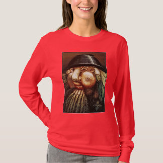 T-Shirt: The Chef - by Giuseppe Acrimboldo T-Shirt