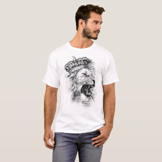 T-shirt the King of the Jungle