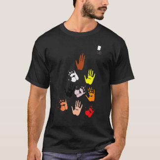 T-shirt The Last Cavern - Hands EVO 2