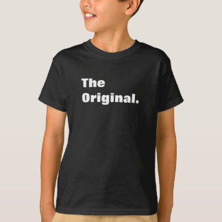 T-Shirt - THE ORIGINAL (Kid)