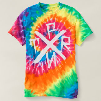 T-shirt Tie Dye Trippin HardCore
