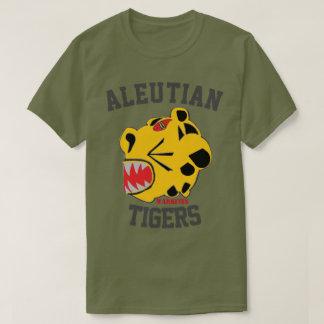 T-shirt Tigres d'Aléoute de Warkites