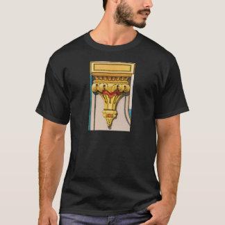 T-shirt torche d'or de gloire