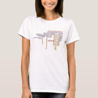 T-shirt tribute to volunteers