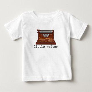T-shirt typewriter baby