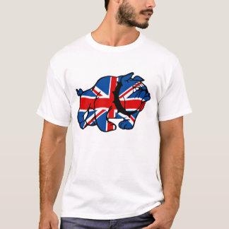T-shirt Union Jack les Anglais