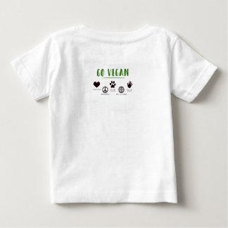 T-shirt Vegana - FRIENDS, NOT FOOD