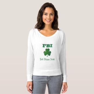 T-shirt Véritable Irlandais