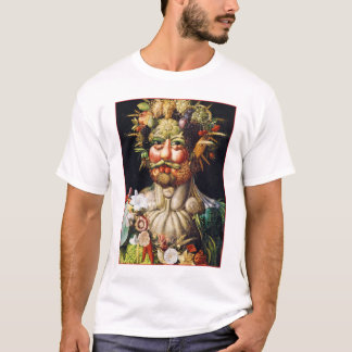T-Shirt: Vertumnus  (Portrait of Rudolf II) T-Shirt