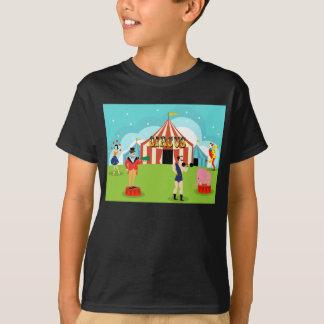 T-shirt vintage de cirque