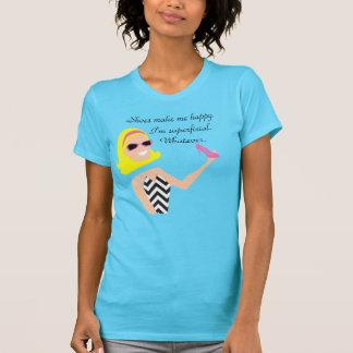 T-shirt vivant de poupée