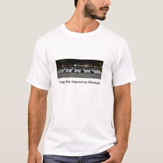 T-shirt Vivant le mode de vie imprezive. Évolution de WRX