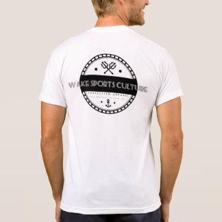 "T-shirt ""Wake Sports Cuture"" design -Surfesteem"