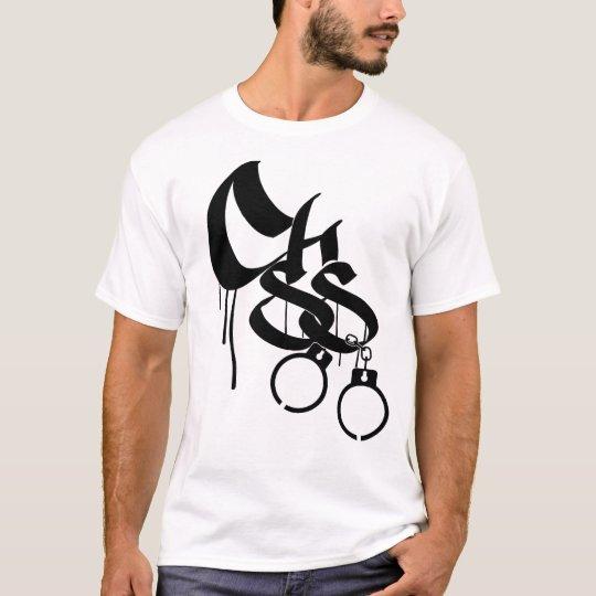 T-Shirt white Chainless