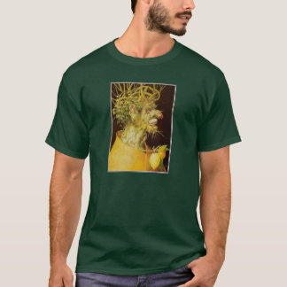 T-Shirt:  Winter - by Giuseppe Acrimboldo T-Shirt