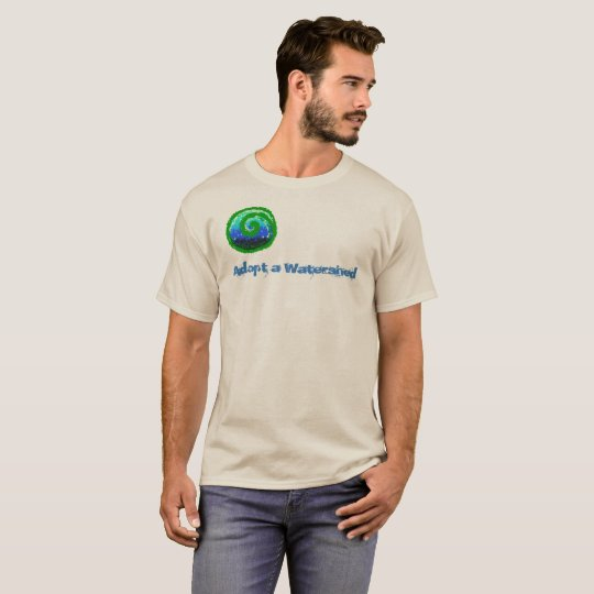 T-shirt with community message