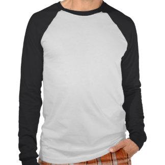 T-shirt with long mango raglã - Nin