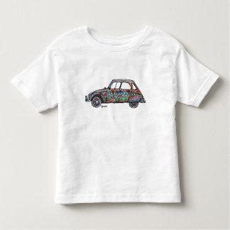 T-shirt with marks Dyane of gebloemde lemon