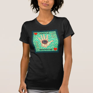 """T-Shirt with original art by BHR """"Star-Crossed"""""""