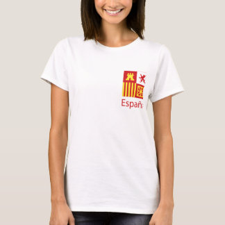 T-shirt with the Torrotito of the Spanish Navy