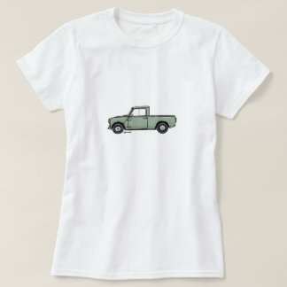 T-shirt with vintage MINI Pickup