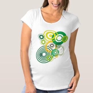 T-shirt woman Circles