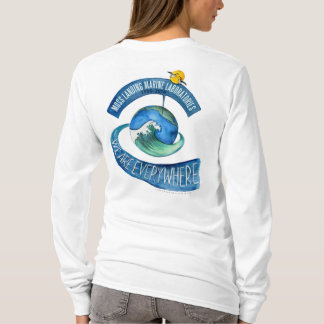T-shirt (Women's): long sleeve, We are Everywhere