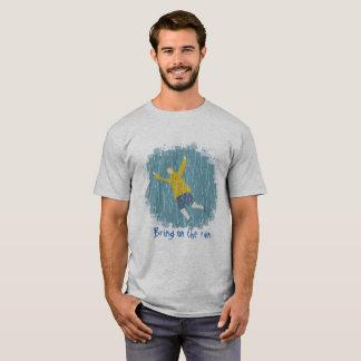 T-shirt wth rainy day