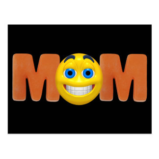 T-shirts and Gifts For Happy Mom Postcard