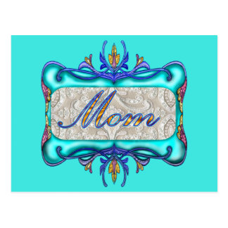 T-shirts and Gifts For Mom Postcard