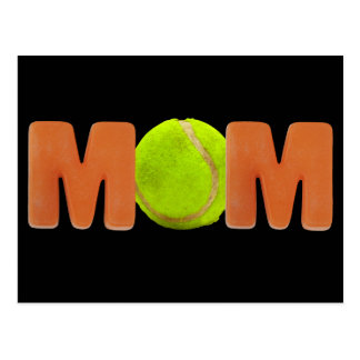 T-shirts and Gifts For Tennis Mom Postcard