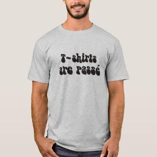 T-Shirts are passe izombie series shirt