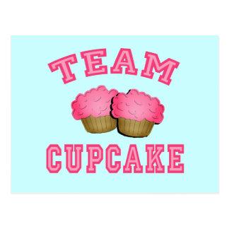 T-shirts de petit gâteau d'équipe, sweat - shirts  carte postale