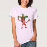 T-shirts et cadeaux de poivre de piment de Cinco