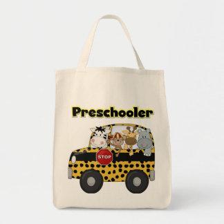 T-shirts et cadeaux d'élève du cours préparatoire  sac en toile épicerie