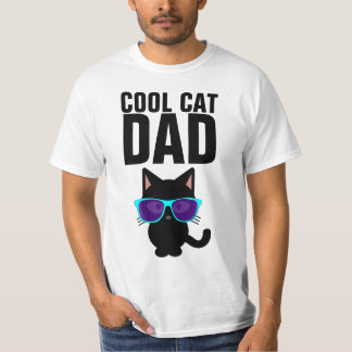 T-shirts for DAD, COOL CAT
