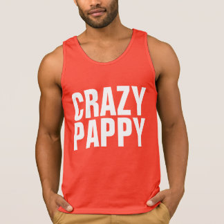 T-shirts for Dad, CRAZY PAPPY