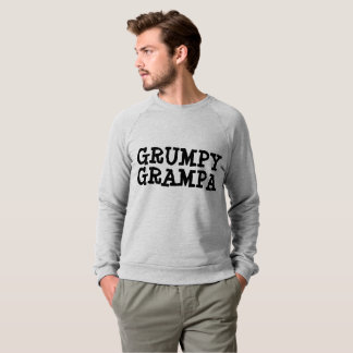 T-Shirts for Grandpa, GRUMPY GRAMPA