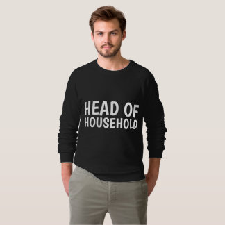 T-shirts for Husband, HEAD OF HOUSEHOLD, HOH