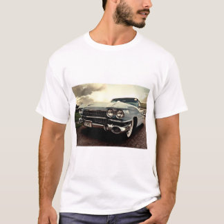 T-shirts old cars