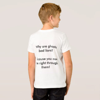 T-shirts with jokes for kids