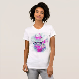 T Shirts Women New Fashion Paris MOd.4938