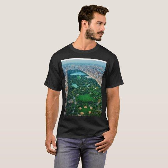 t-shrit of sentral parke new york T-Shirt