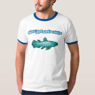 T. Stofferan Coelacanth Jersey T-Shirt