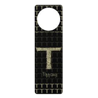 T - The Falck Alphabet Golden Door Hangers