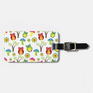 T-Wit T-Woo Collection Luggage Tag